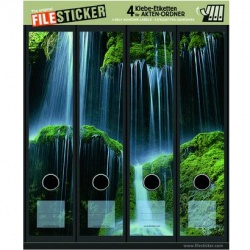 FileSticker ordnerruggen waterval