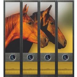File Art ordneretiketten - Paarden